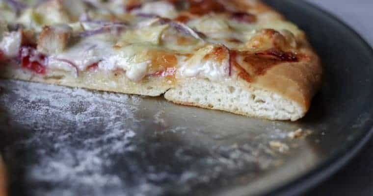 Perfect Pizza Crust