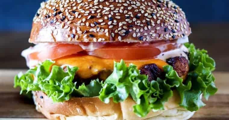 Blackened Chicken Sandwiches