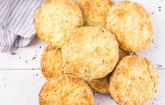 Cheddar Tarragon Buttermilk Biscuits