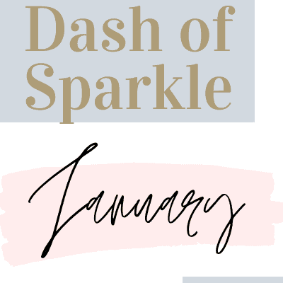 Dash of Sparkle January 2020