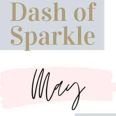 Dash of Sparkle May 2020