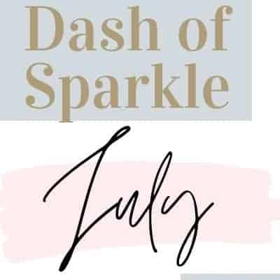 Dash of Sparkle July 2020